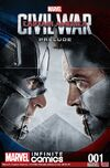 Captain America Civil War Infinite Comic