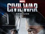 Captain America: Civil War Prelude Infinite Comic