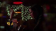 Jessica at a bar
