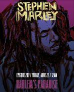 Stephen Marley - Harlem's Paradise (by John Jennings)