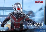 Ant-Man Civil War Hot Toys 16