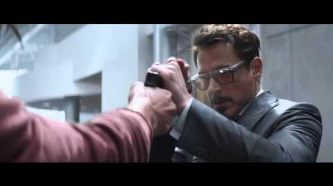 Capitán América Civil War Clip Equipo vs. Bucky