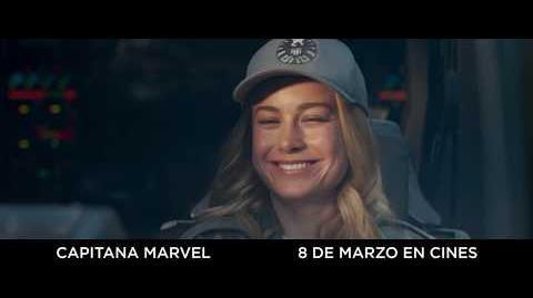 Capitana Marvel Anuncio 'Más lejos' HD