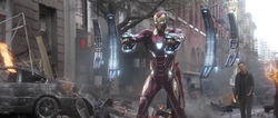 Iron Man new weaponry