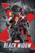 Marvel's Black Widow Poster - 02