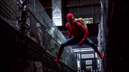 Spider-Man (Damage Control Container - BTS)