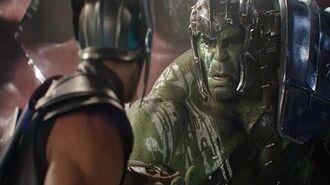 Thor vs Hulk 4 6 - Thor Ragnarok Español Latino (2017)
