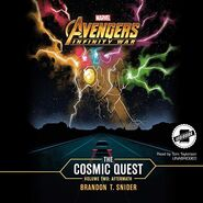 Avengers Infinity War The Cosmic Quest Vol2 2 Audiobook