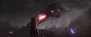 Rocket vs Leviathan
