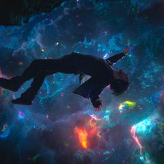 Strange viaja por el Multiverso.
