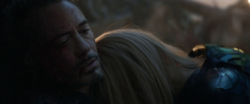 The Death of Tony Stark