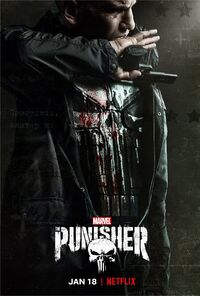 The Punisher Second S2 Poster