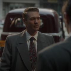 Thompson discute a dónde llevaron a Stark.