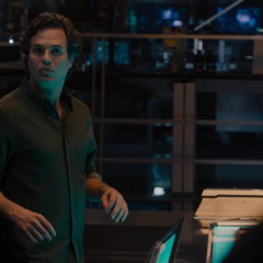 Banner deduce las intenciones de Stark con el Arca.