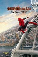 Far From Home London Poster