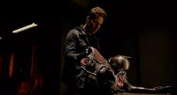 Lang encuentra el traje de Ant-Man
