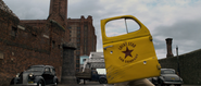 Lucky Star Cab Company - Door Shield (3)