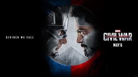 """The Civil War Begins – 1st Trailer for Marvel's """"Captain America Civil War"""""""