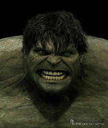 The Incredible Hulk concept art 14