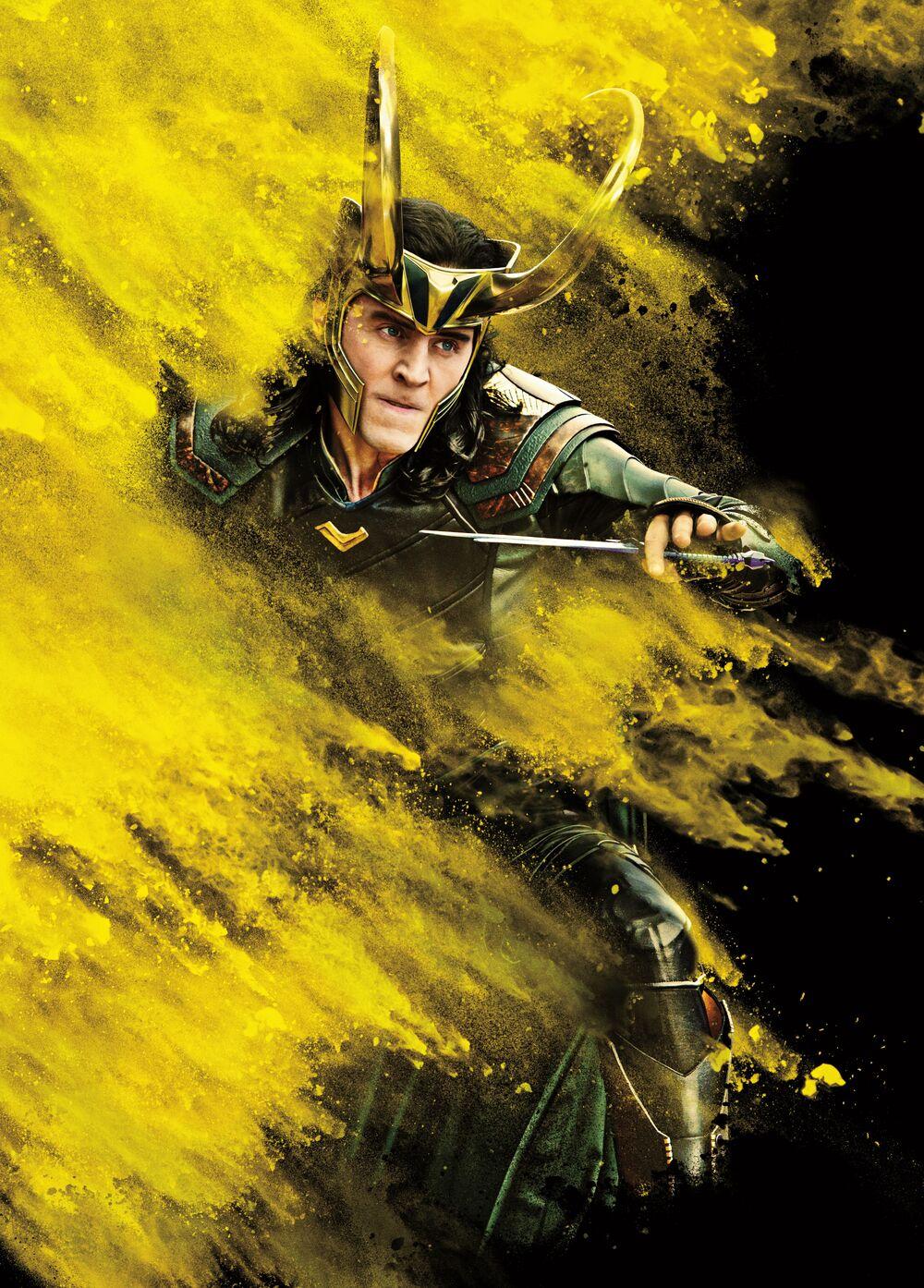 MBTI enneagram type of Loki