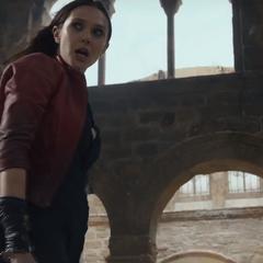 Wanda se ofrece a seguir protegiendo el núcleo.