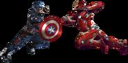 Cap vs IM CW Render