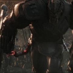 Obsidian confronta al bando enemigo.