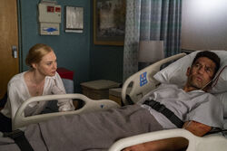 The Punisher Season 2 Frank and Karen