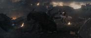 2014 Thanos vs Cap