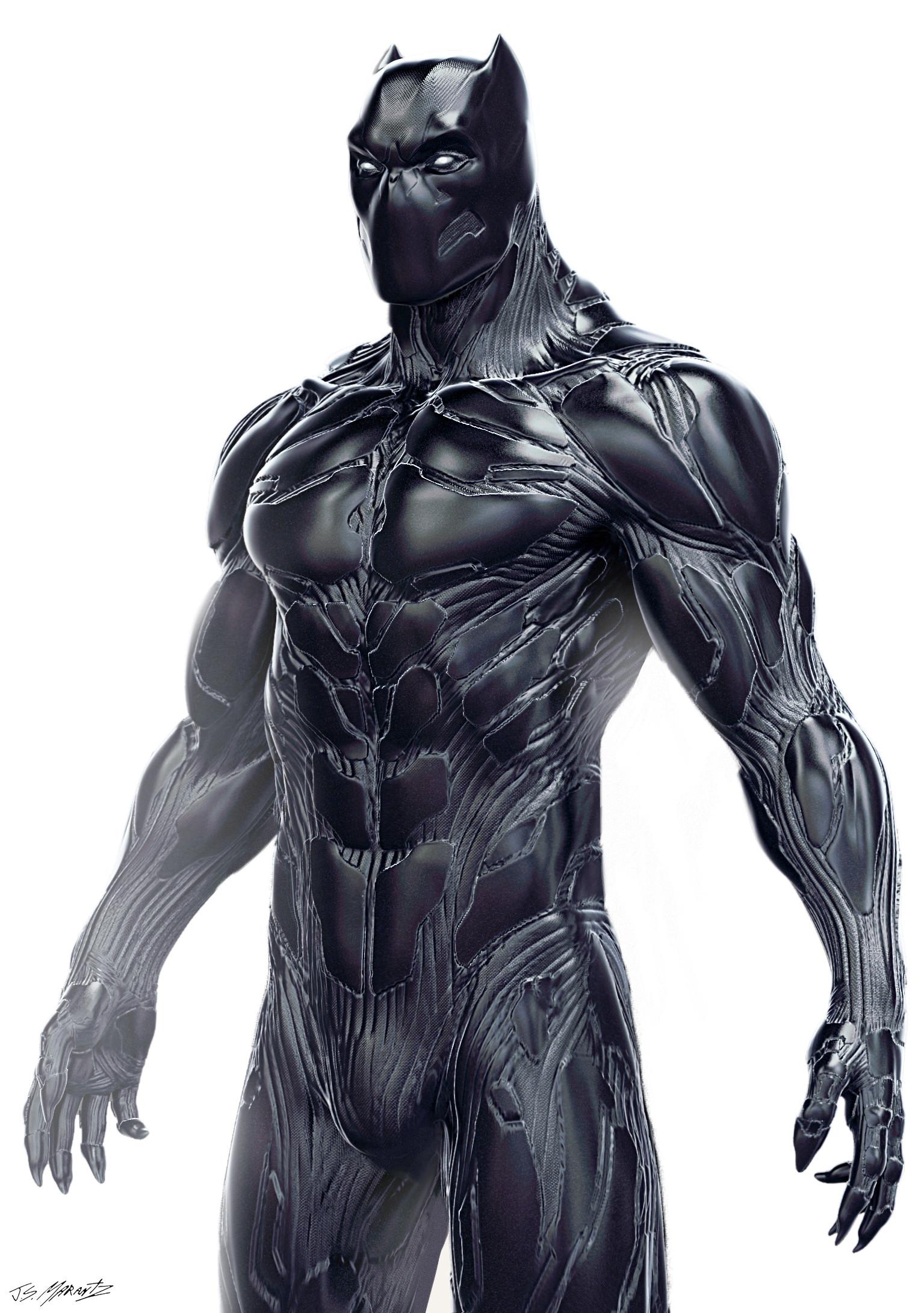 Image - Black Panther Concept Art 2.jpg | Marvel Cinematic ...