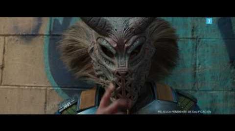 Black Panther de Marvel Tráiler Teaser oficial en español HD