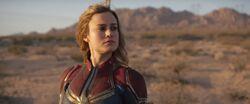 Captain Marvel I'm ready