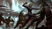 Captain Marvel concept art 3