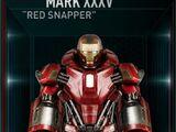 Броня Железного человека: Mark XXXV