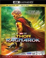 Thor: Ragnarok/Home Video