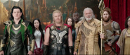 Asgardian Actors