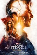 Doctor Strange Regal Poster 01