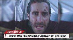 EXCLUSIVE Mysterio Final Moments Full Story Credit The Daily Bugle J