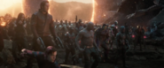 Guardians & Avengers