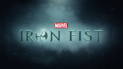 Iron Fist S1 Title Card