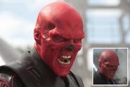Red Skull BTS 2