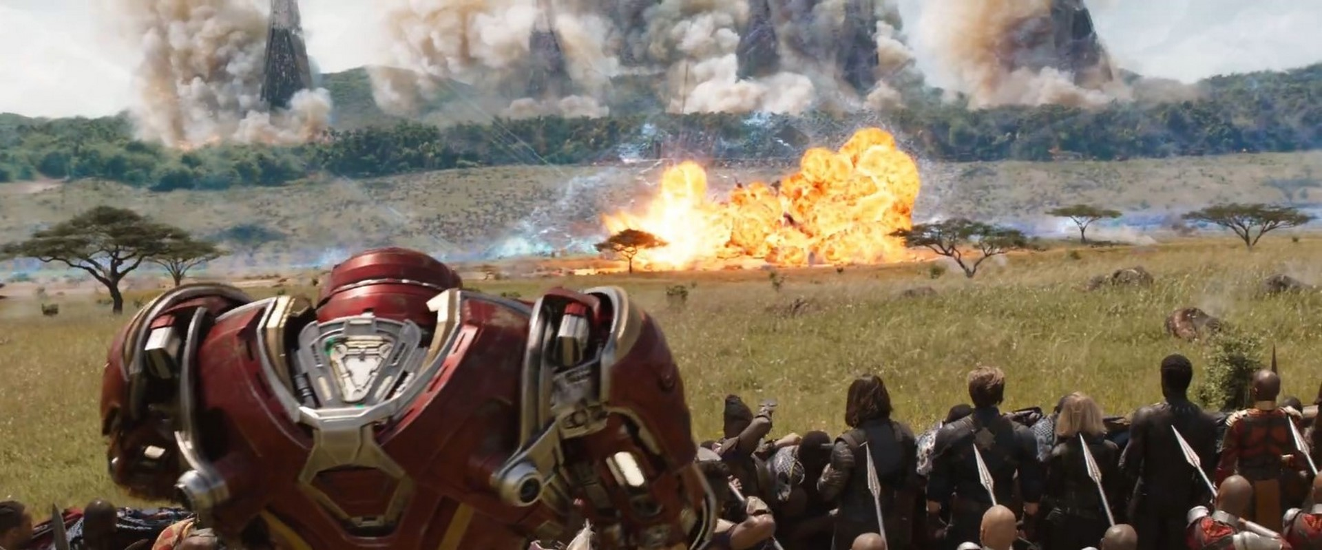 Battle of Wakanda | Marvel Cinematic Universe Wiki | Fandom