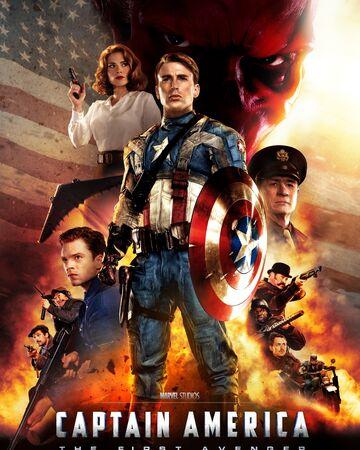 Captain America: The First Avenger   Marvel Cinematic Universe Wiki   Fandom