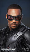 Captain America The Winter Soldier 2014 concept art 50