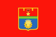 Flag of Volgograd