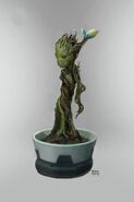 Guardians of the Galaxy 2014 concept art 32