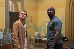 LC Iron Fist & Luke Cage (Harlems Paradise)
