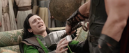 Loki Under Pressure (Mjolnir)