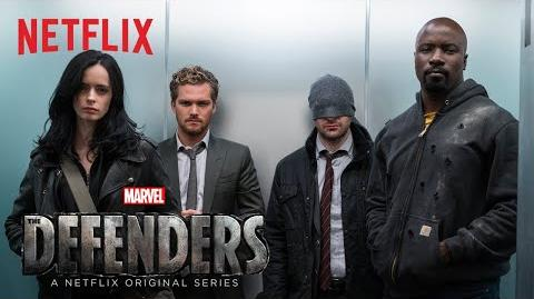 Marvel's The Defenders Featurette HD Netflix