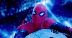 Spider-ManInsideDroneProjStill